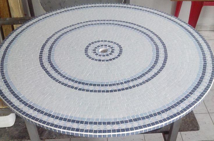 desenho para mesa mosaico - Pesquisa Google