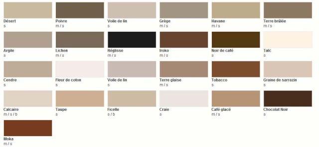 Nuancier Colours Castorama Nuancier Nuancier Peinture Peinture Castorama