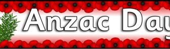 Anzac Day Teaching Resources & Printables for Primary - SparkleBox