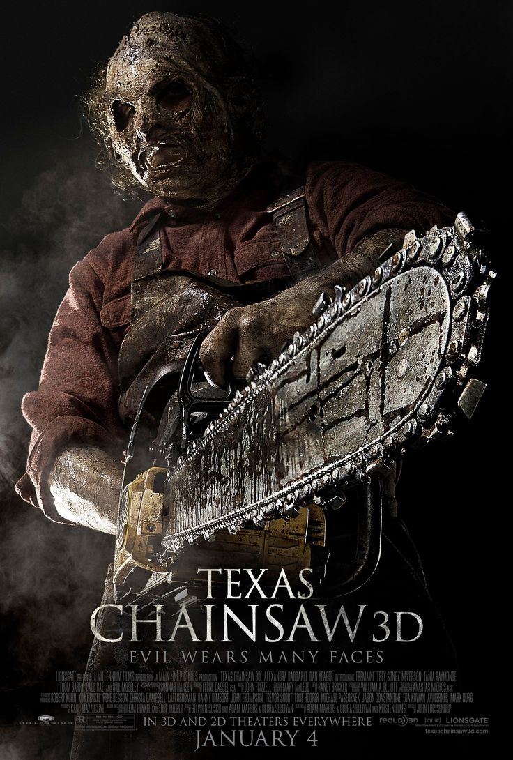 Texas Chainsaw Masscure (2013)