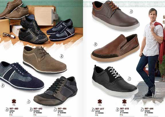 Mundo Terra zapatos caballeros