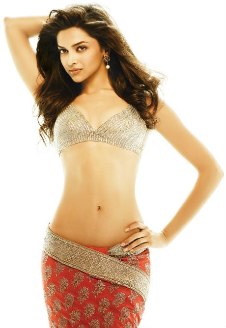 Deepika Padukone's new asset is her midriff