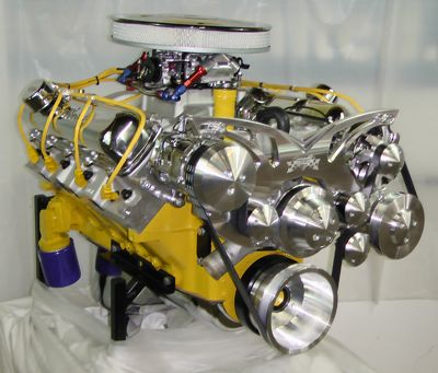 Oldsmobile 455 crate engine