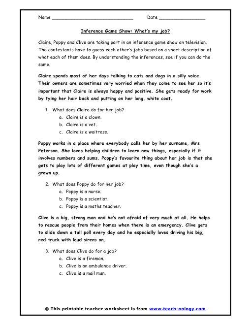 45 Best Rlri 51 Images On Pinterest Reading Comprehension