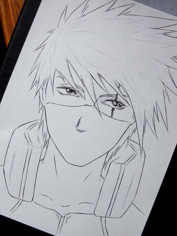 Naruto Shippuden Kakashi Hatake はたけ カカシ ฮาตาเกะ คาคาช
