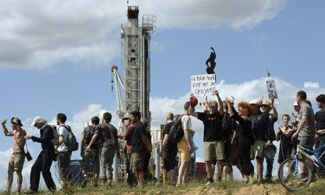A law prohibiting #fracking for shale gas has been upheld by France's constitutional court, citing environmental protection