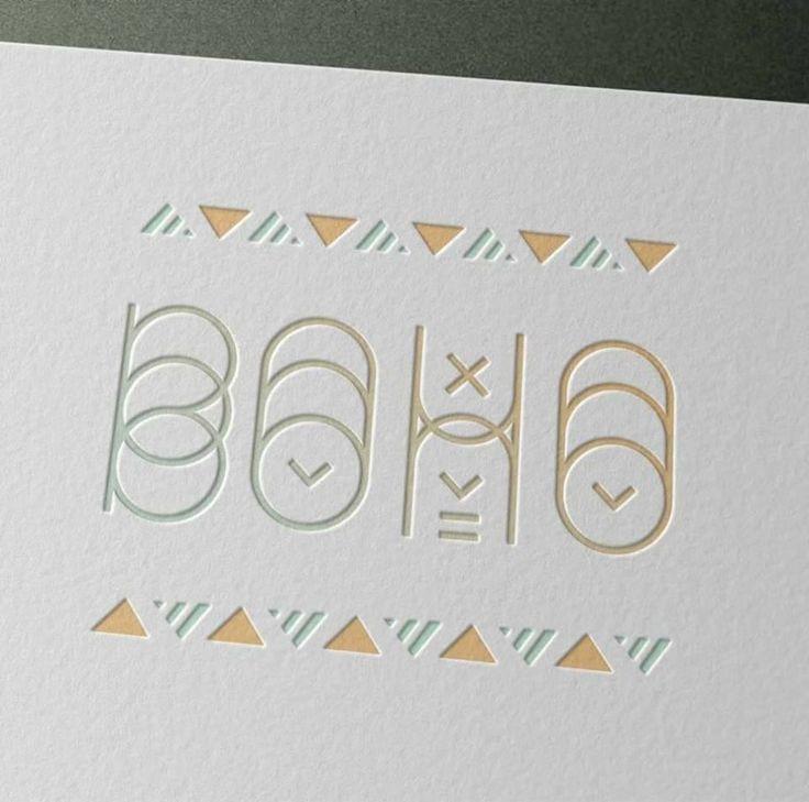 création de logo bijoux ethnique, graphiste Marseille