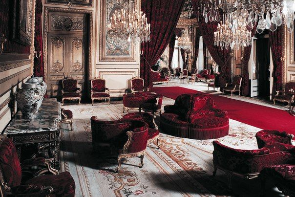 INFORMAL MEETING ROOM ; for meetings with foreign royals and dignitaries that ar… – Lady Love