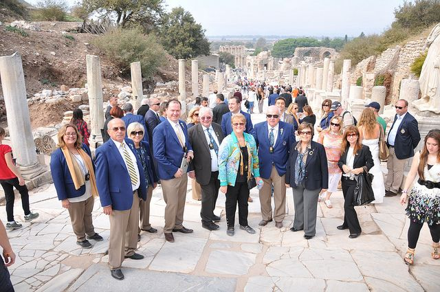 President Palmer visit to District 118 R Turkey | Flickr - Photo Sharing!