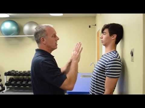 Corrective Exercise for Forward Head Posture and Upper Crossed Syndrome - YouTube