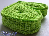 Netli13: Вязаный объёмный алфавит для дочи - часть 1
