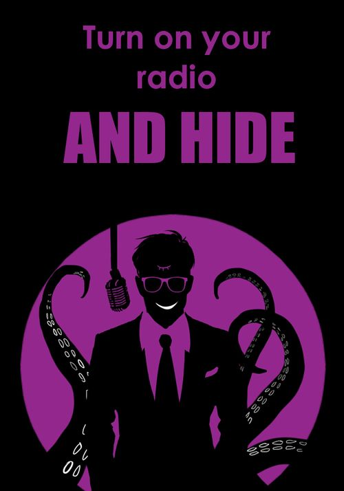 Welcome to NIGHTVALE. SCREAM THIS PODCAST. @Sarah Chintomby Scott