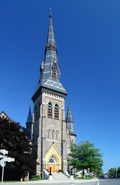 Brockville Presbyterian Church, Ontario