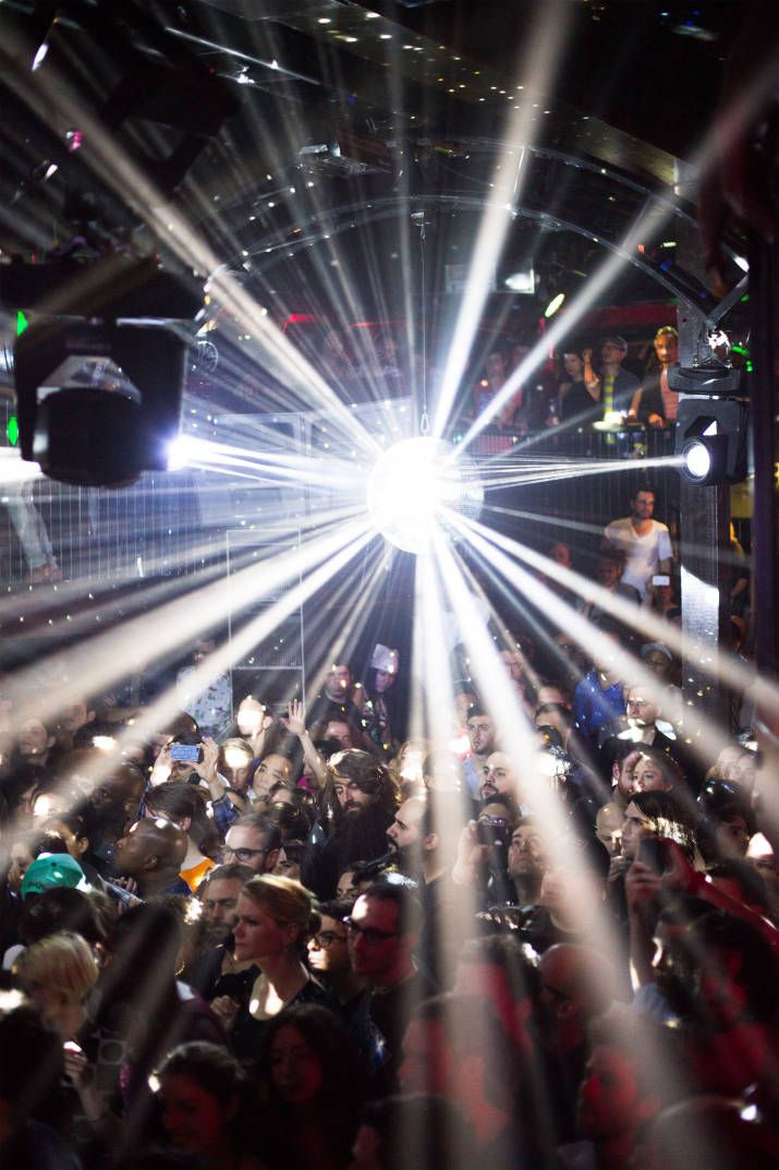 The best nightlife for dancing in New York City.