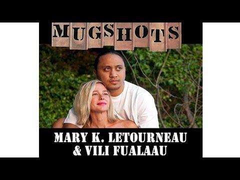 Mugshots: Mary K. Letourneau and Vili Fualaau - YouTube