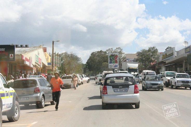 Etelä-Afrikan pieniä ja viehättäviä kaupunkeja