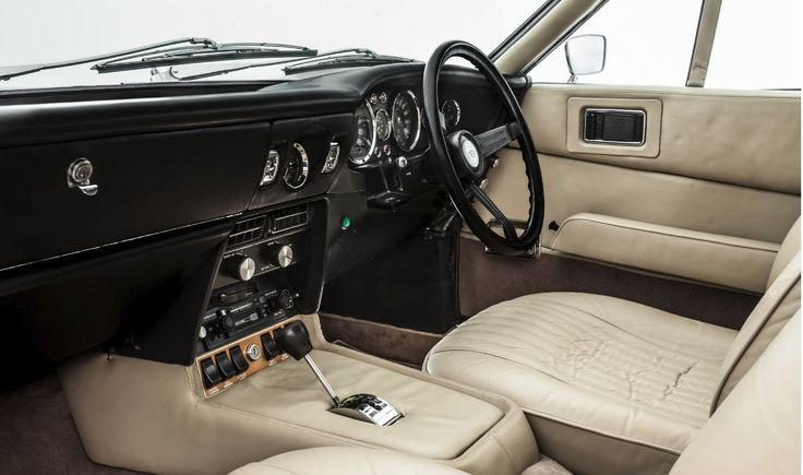 1971 Aston Martin DBS 6 Automatic