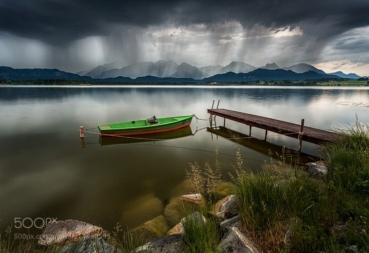 rain moved over the lake by birdyfamily via http://ift.tt/2sacFqg