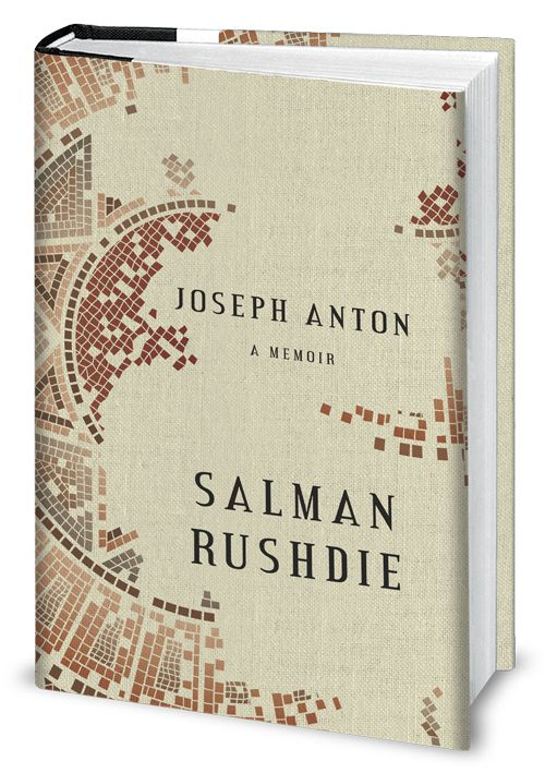 Joseph Anton by Salman Rushdie   The Memoir written like a novel from the author who was exiled from his home country, Iran for writing the Satanic Verses. He lived under an assumed identity, Joseph Anton and this is the memoir of that journey now that he can put that identity behind him and live as himself, Salman Rushdie.