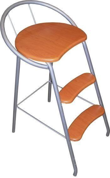 стул стремянка, стул стремянка купить, стул стремянка для кухни, стул лестница М81
