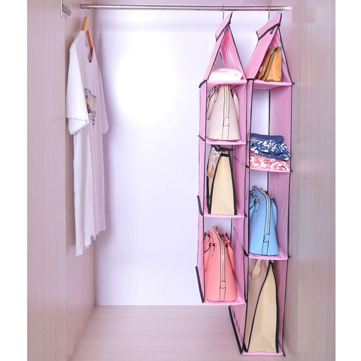 trieur de sac a main organiseur de sac a main pochette de rangement rose organisateur sac a main ros. Black Bedroom Furniture Sets. Home Design Ideas