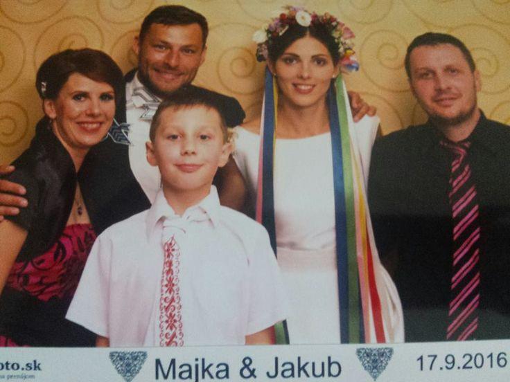 Slovak bride