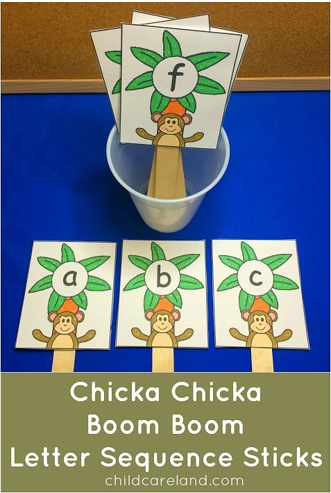 8 letter word booms 110 best images about book chicka chicka on 10404