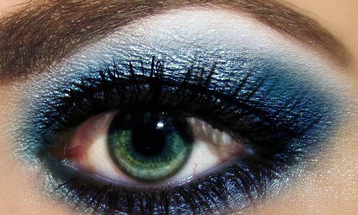 Tip Make-up tips voor kleine ogen op www.makeupmymind.nl