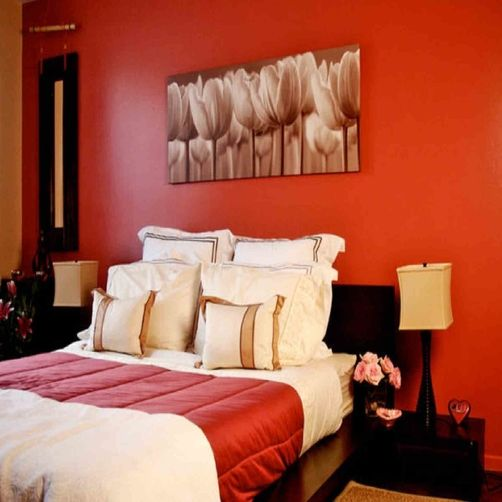 20 best images about romantic bedroom decorating on pinterest romantic bedroom decor bedrooms - Modern and romantic red bedroom ideas ...