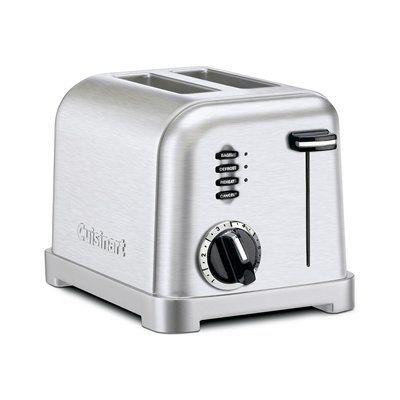 Cuisinart CPT-160 Metal Classic 2-Slice Toaster