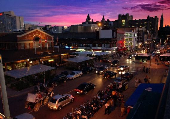 ByWard Market - Ottawa, Canada