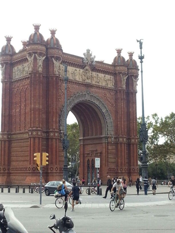 Barcelona. Spain.