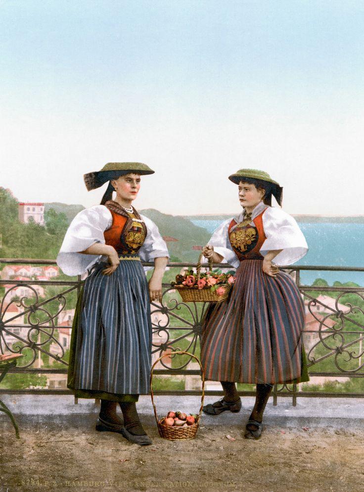 Vierlaender Tracht Hamburg 1900: European Costumes, Dirndl Tracht, Filevierlaend Tracht, Tracht Hamburg, 1900 Wpmep291Tj5X, Hamburg Germany, Ethnic Costumes, Hamburg 1900Jpg, German 1900