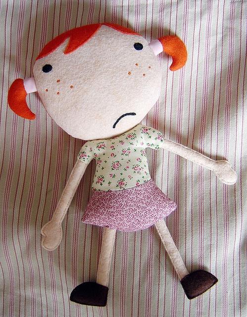 gorgeous rag doll