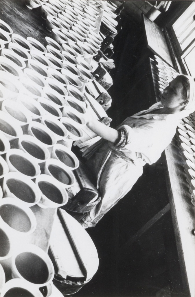 Canteen of an electric plant, photo by Alexander Rodchenko, 1929. http://www.artexperiencenyc.com/social_login