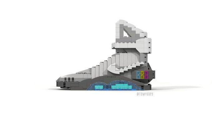Lego Nike Air Mag