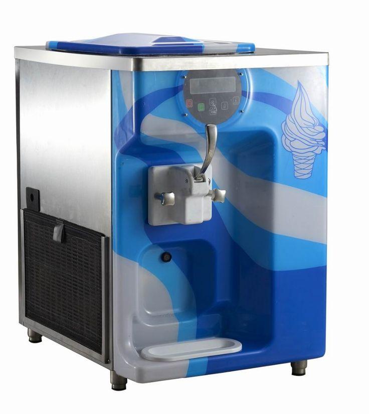 Pasmo S111F compete to Carpigiani air pump stainless steel beater soft ice cream machine price