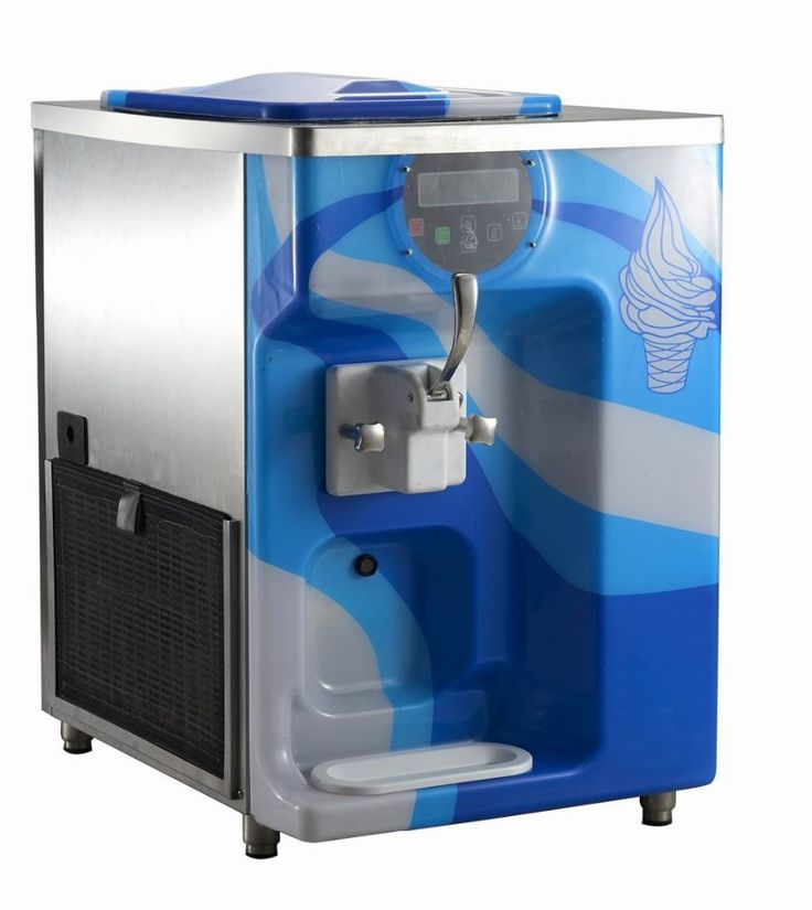 Pasmo S111F compete to Carpigiani air pump stainless steel beater soft ice cream machine price