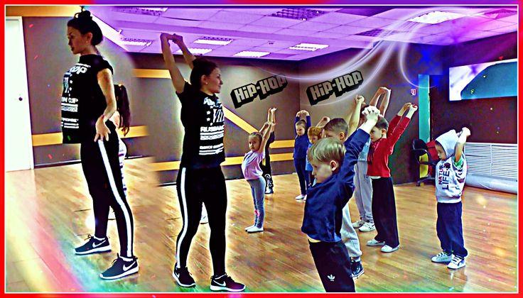 VLOG : Милана школа E-Dance  Детски хип хоп #Танцы / children's hip-hop ...