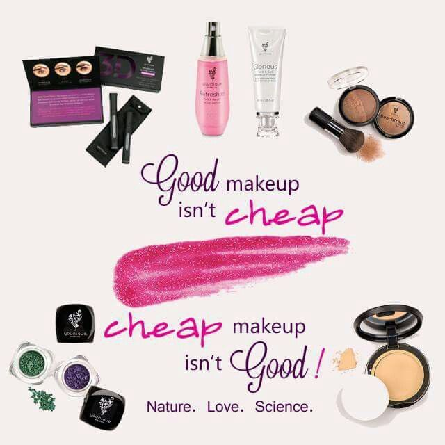 Choose Younique and be good to your skin! It takes 26 seconds for whatever you put on your skin to be absorbed into your body, make sure it's safe and fresh! LovelyLashesByJess.com #naturalmakeup #naturalcismetics