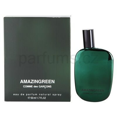 Comme Des Garcons Amazingreen parfemovaná voda unisex   parfums.cz