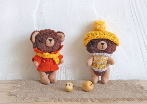 Toys clothing Stuffed Toy Clothes Set Cute Animal Toy