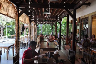 CW's Food & Travel: Bali 2010 - Lunch at Made's Warung