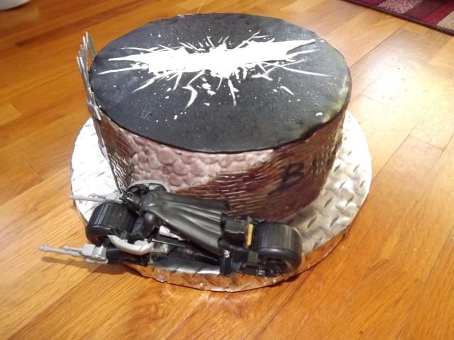 Best Dark Knight Rises Images On Pinterest Dark Knight - Dark knight birthday cake