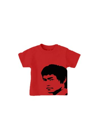 Bruce Lee T-shirt red