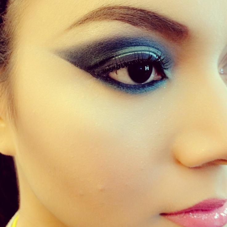 Arabian Eye Makeup!