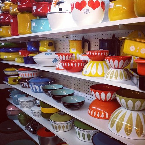 I have so much Catherine Holm enamelware