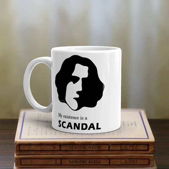 Hey, I found this really awesome Etsy listing at https://www.etsy.com/listing/552743785/oscar-wilde-mug-for-book-lover-book