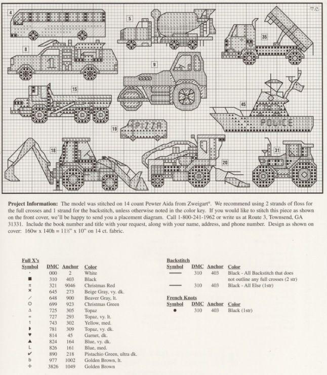 Gallery.ru / Фото #1 - 477 50 Work Vehicles - mtecuka