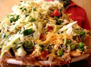 Mexican Topopo Salad Recipe